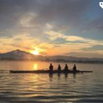 Sunset Rows